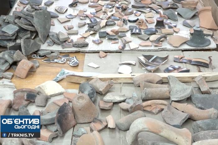 В Николаевской области подводные археологи обнаружили 20 тыс. артефактов