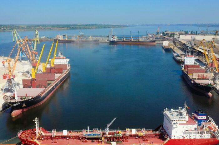 «Ника-Тера» перевалила 4,3 млн тонн грузов