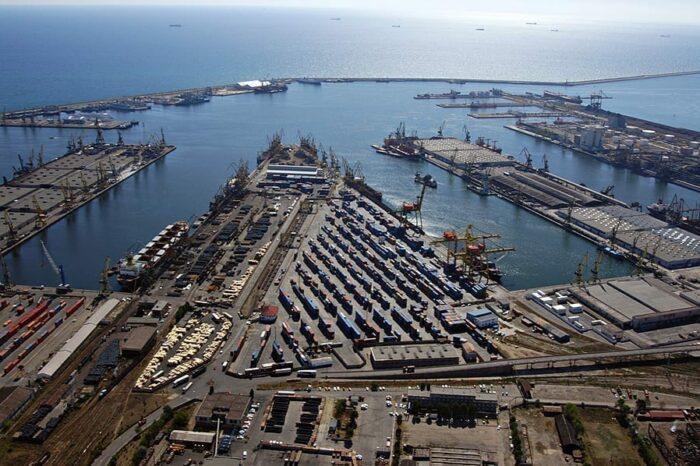 В портах Румынии увеличился грузооборот