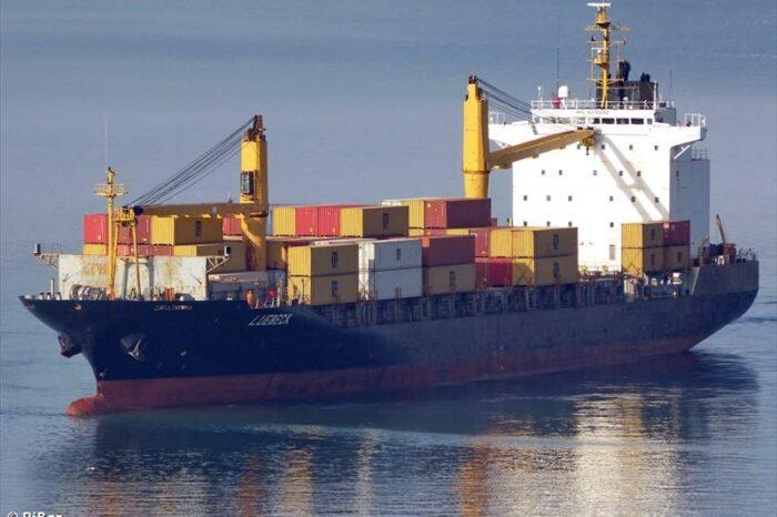 В порту Катании загорелся опасный груз в контейнере