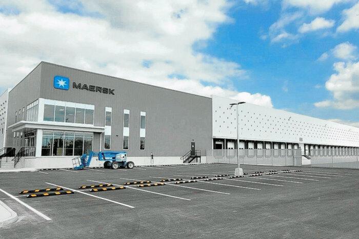 Maersk открывает контейнерный терминал в Ванкувере