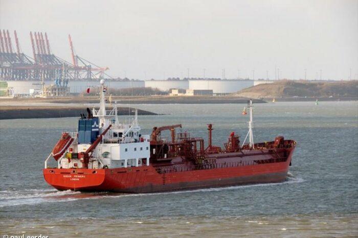В Николаев зашел первый в сентябре LPG-танкер