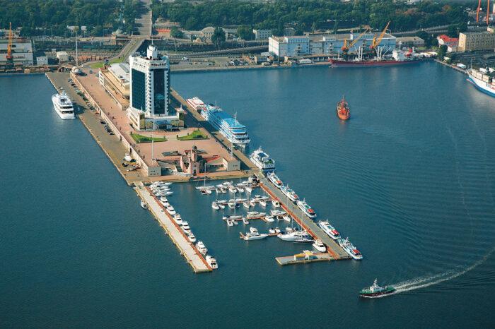 В Одесском порту возобновятся круизы
