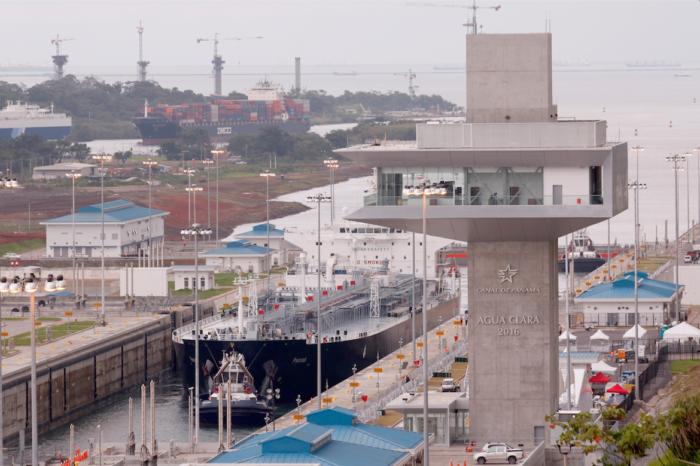 Панамский канал хочет изменить схему сборов с круизных судов