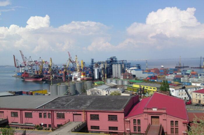 В Одесском порту отремонтируют Красные пакгаузы