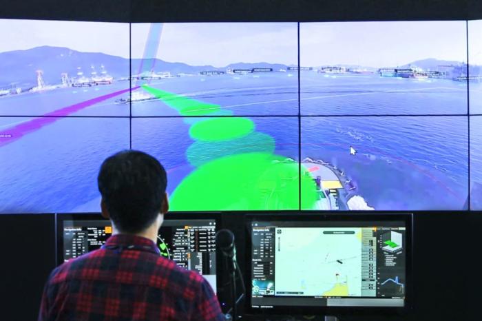 Samsung Heavy Industries испытывают дистанционное управление большими судами