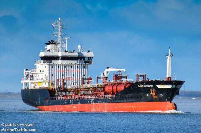 Возле Сицилии горел танкер, есть пострадавшие