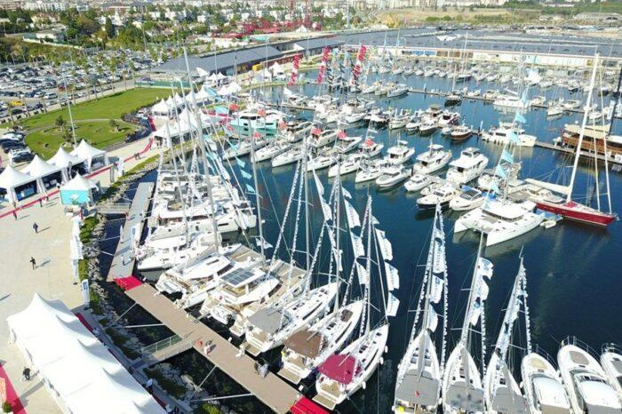 В Турции пройдет выставка судов