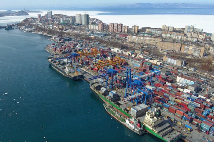 На Дальнем Востоке терминалы не справляются с обработкой грузов