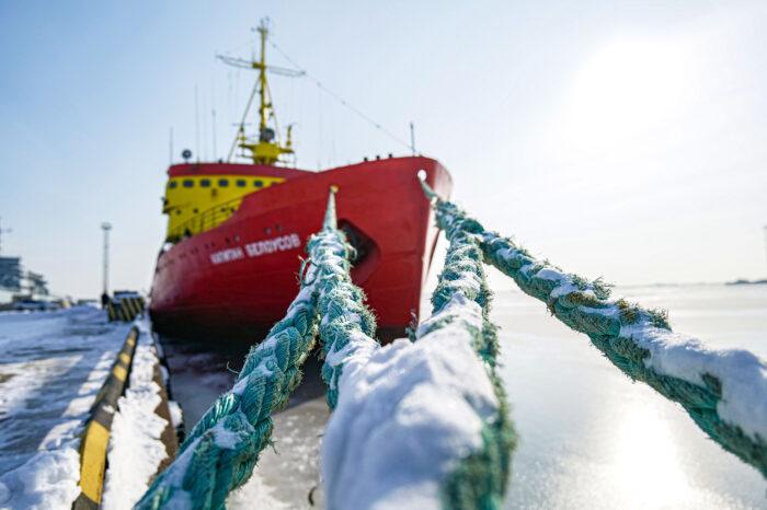 МИУ хочет изменить правила объявления ледовых кампаний в портах