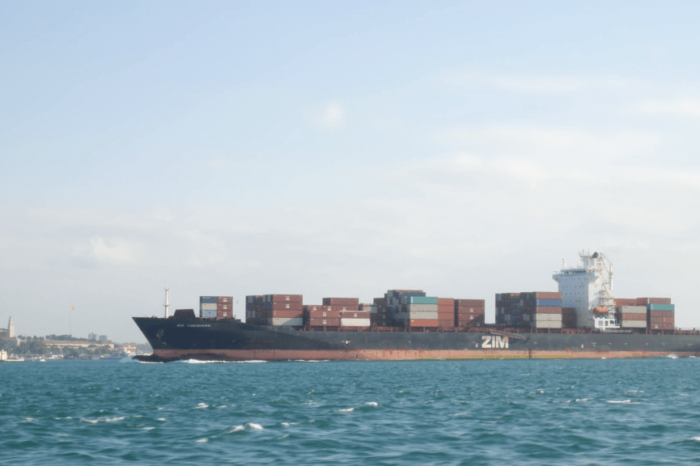 ZIM получит еще пять контейнеровозов на СПГ