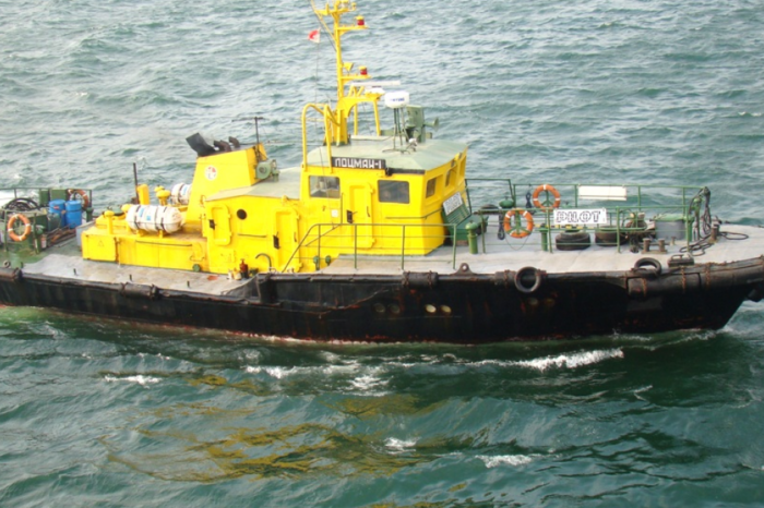 Измаильский МТП планирует ремонт судна «Лоцман-1» за 5,8 млн грн