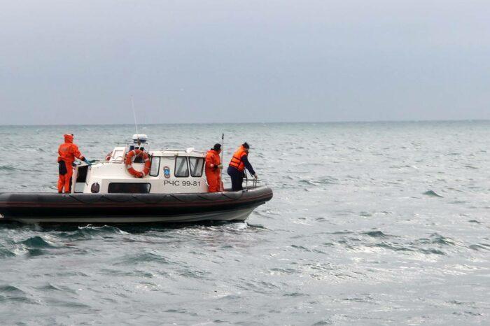 В Белом море затонуло судно: есть погибшие (ВИДЕО)