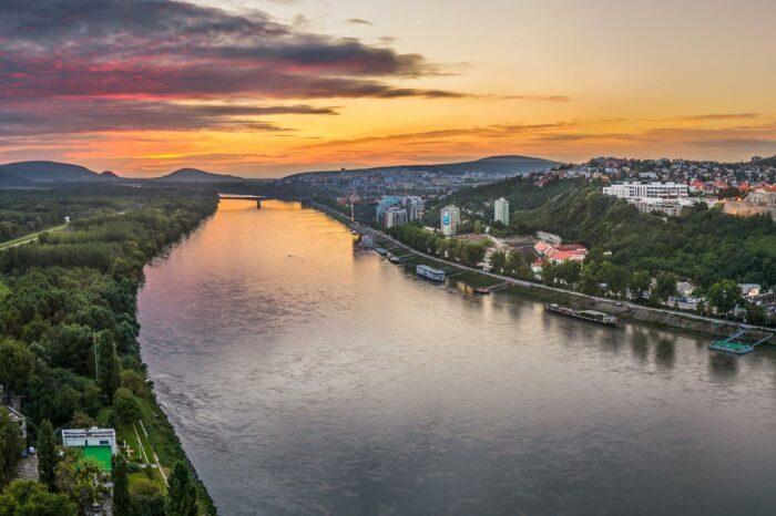 РИС участвует в заседании Дунайской комиссии
