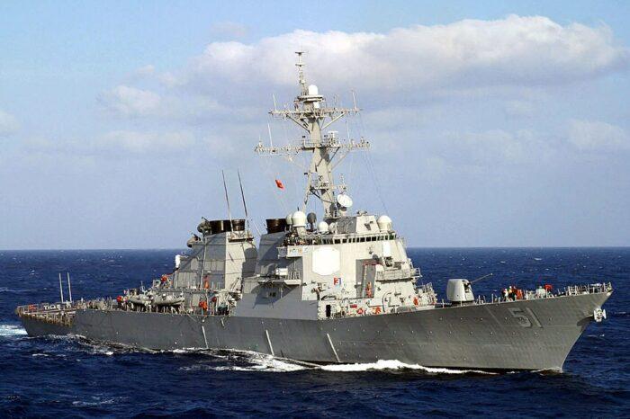 Три новых ракетных эсминца построят в Южной Корее