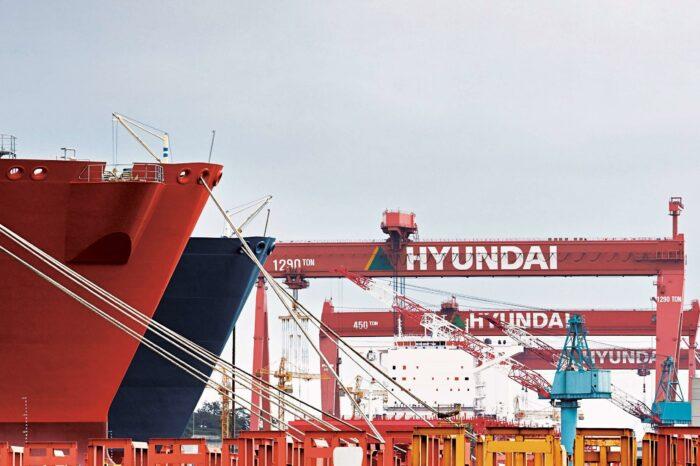 ЕС может саботировать объединение судостроительных гигантов HHI и DSME