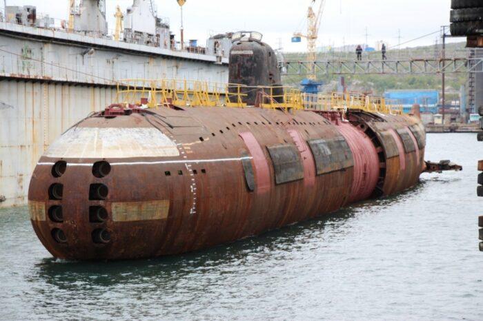 Первую атомную подлодку СССР отправили в музей