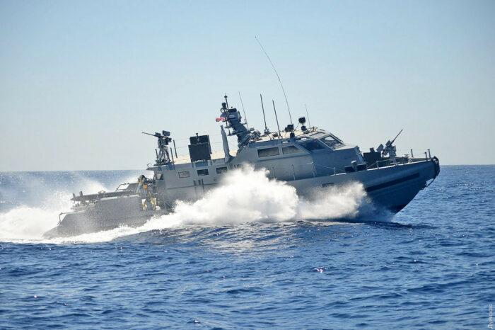 США бесплатно отдадут еще шесть катеров для ВМС Украины