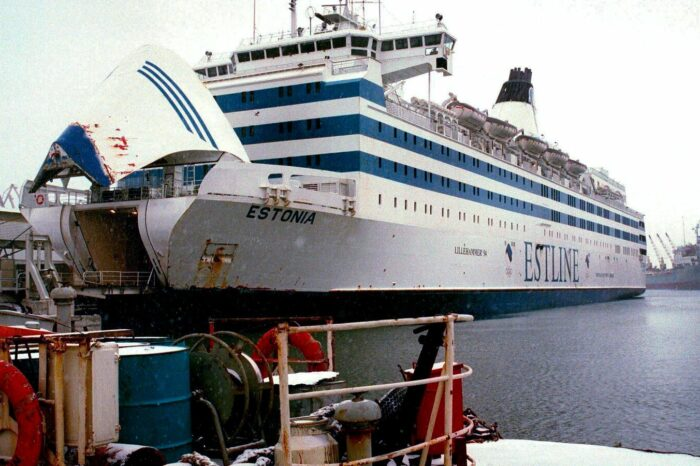 Крушение парома «Эстония»: результаты сентябрьской экспедиции