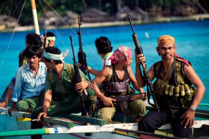 На Филиппинах участились пиратские атаки на суда