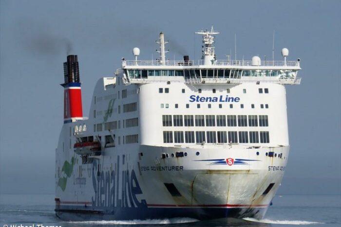 У крупнейшего паромного оператора Европы появилась первая женщина-капитан (ФОТО)
