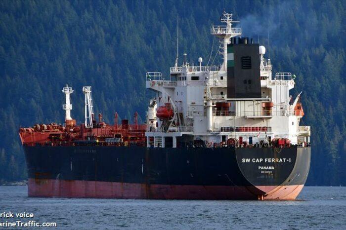 В порт Николаева прибыл танкер с итальянским дизтопливом