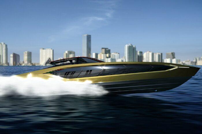 Яхту Конора Макгрегора можно купить меньше, чем за 3 млн евро (ФОТО)